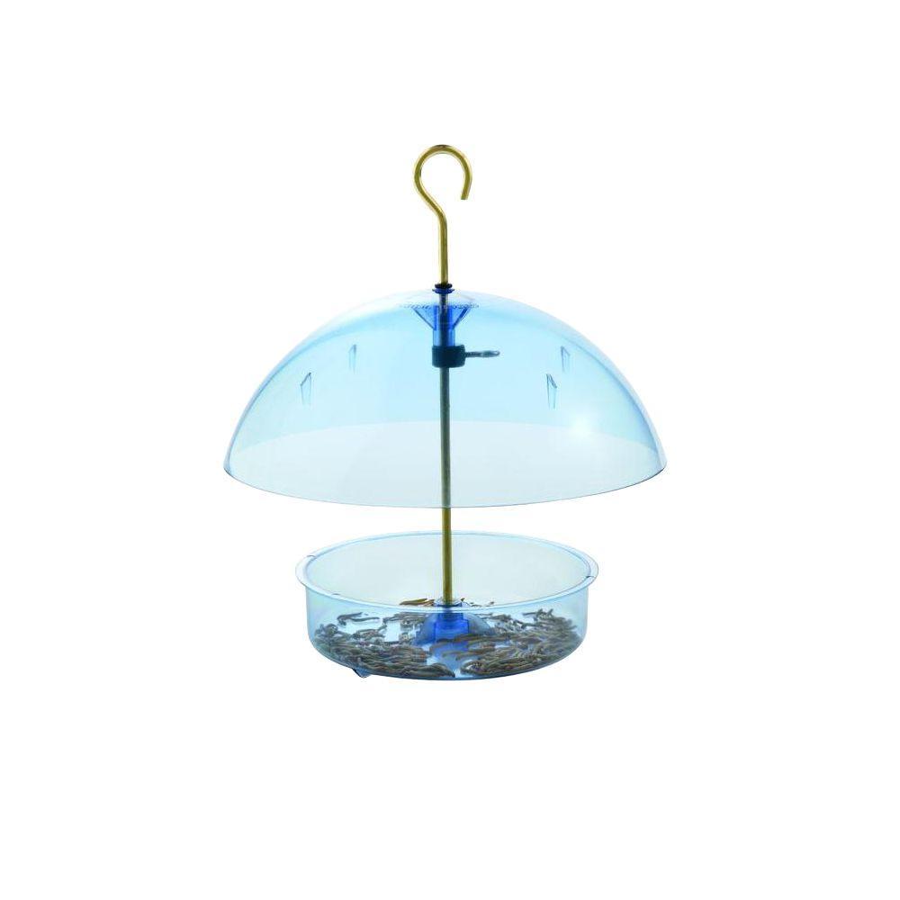 10 in. Seed Saver Multi-Use Bird Feeder
