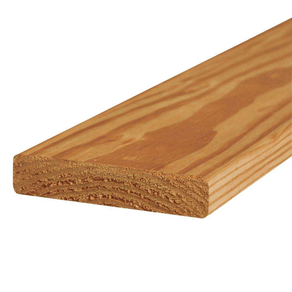 Premium Pressure Treated Cedar Tone Lumber
