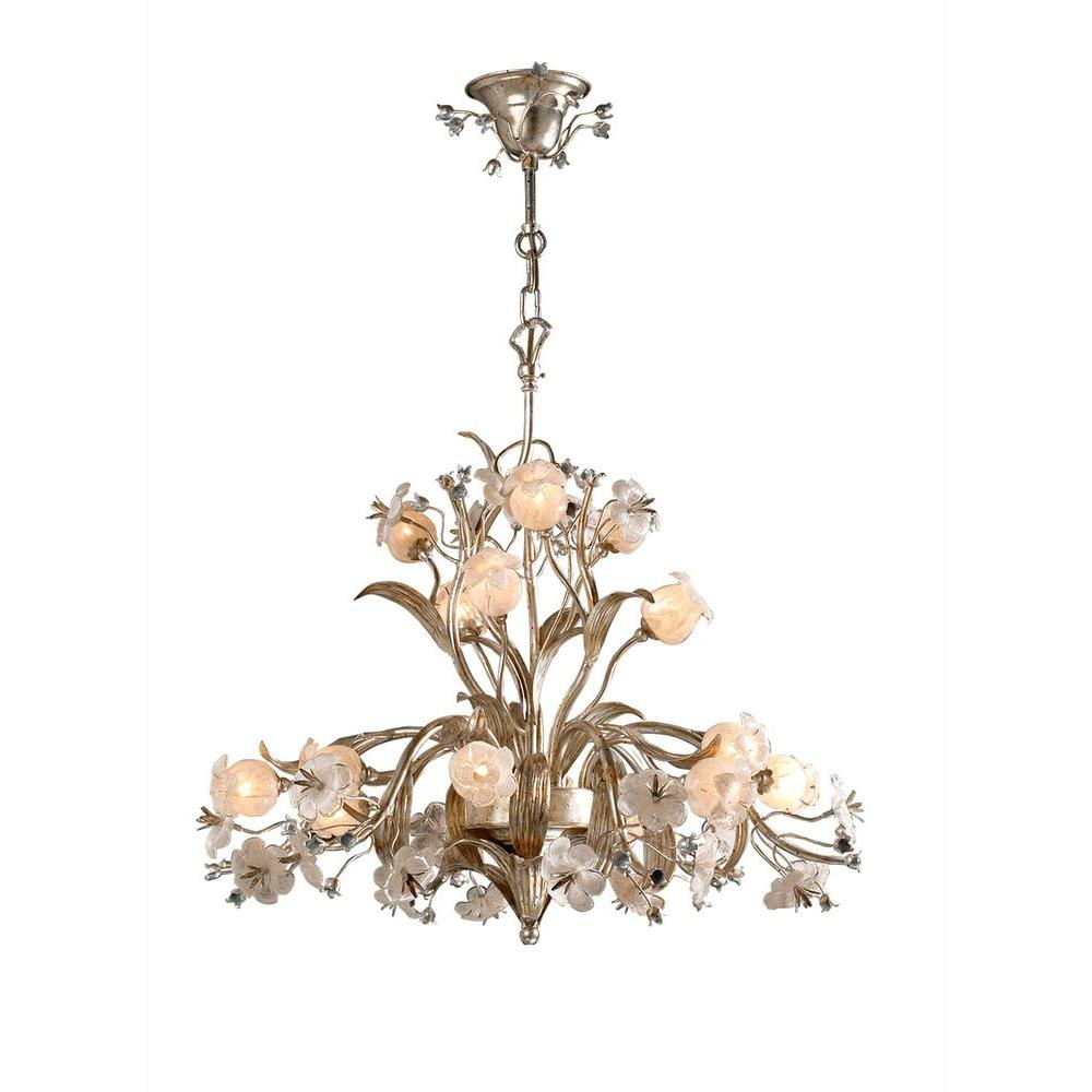 Filament Design Xavier 15-Light Antique Bronze Chandelier