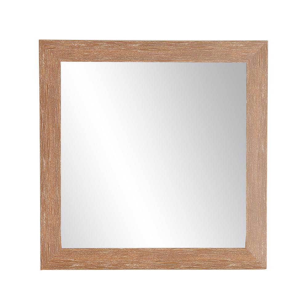 Urban Rustic Farmhouse Accent Mirror