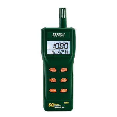 Portable Indoor Air Quality CO2 Meter/Datalogger