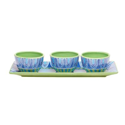 The Tapas Collection 4-Piece Serving Set