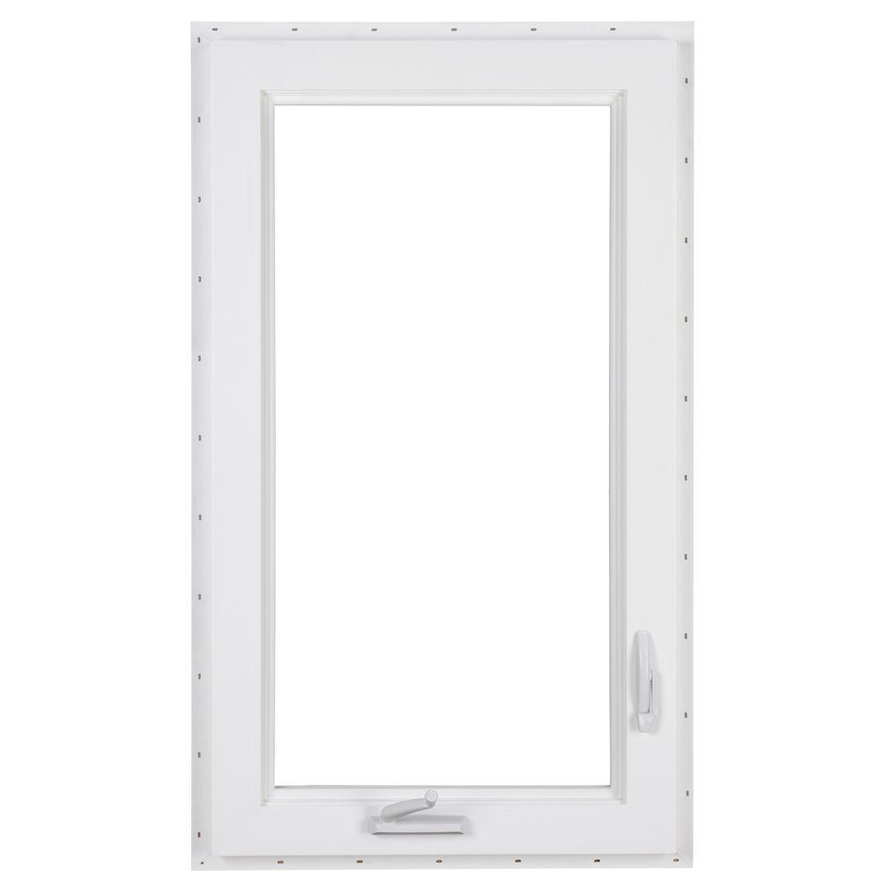 SIMONTON 30 in. x 48 in. DaylightMax Casement Vinyl Window - White