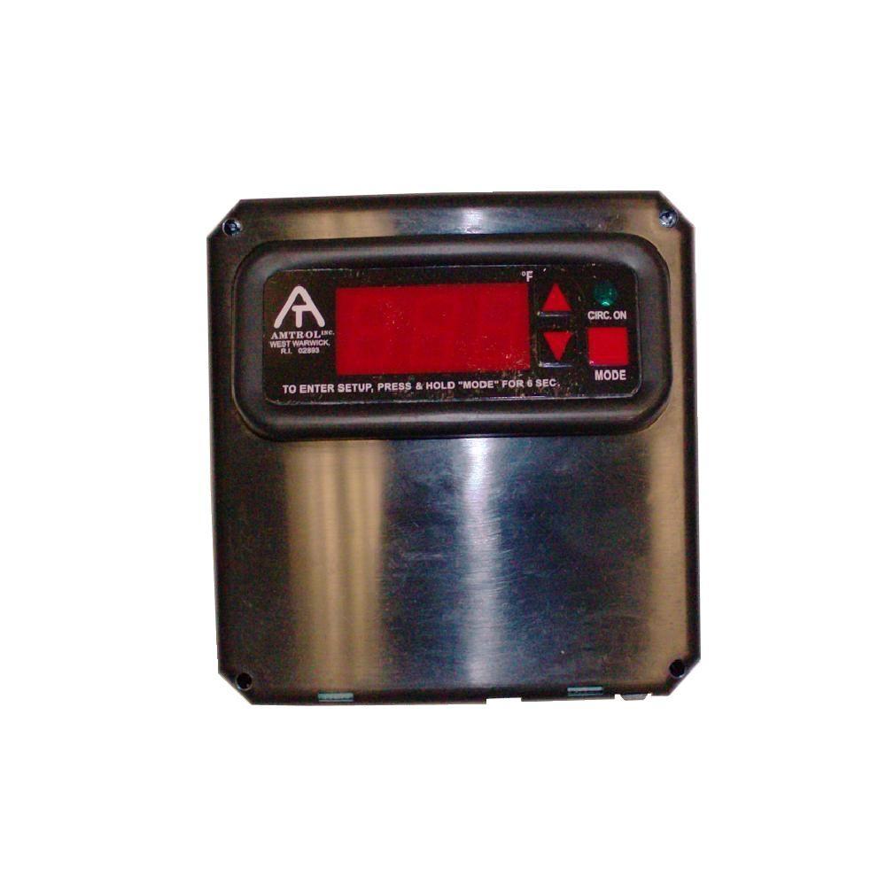 SOLVED: ER3 Error Code On Amtrol Hot Water Tank