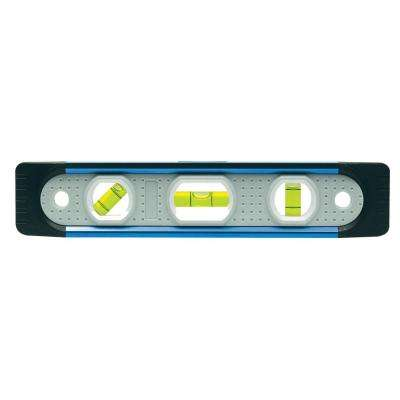 9 in. Magnetic Shock-Resistant Torpedo Level