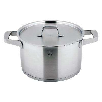 Kaiserstuhl 4.2 Qt. Stainless Steel Stock Pot with Lid