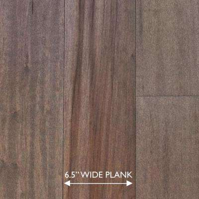 Scraped Maple Tranquil Fog 3/8 in. x 6-1/2 in. Wide x Random Length Engineered Hardwood Flooring (33.3 sq. ft. / case)