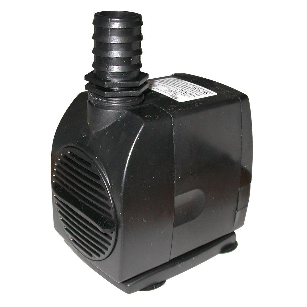 Stream Pump Submersible 550 GPH/16 ft. Cord