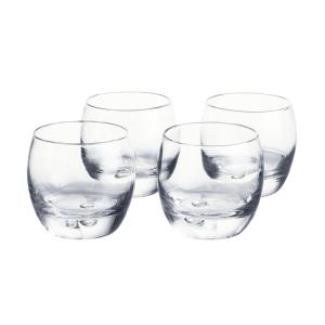 Decatur 10.75 fl. oz. Double Old-Fashioned Glasses (Set of 4)