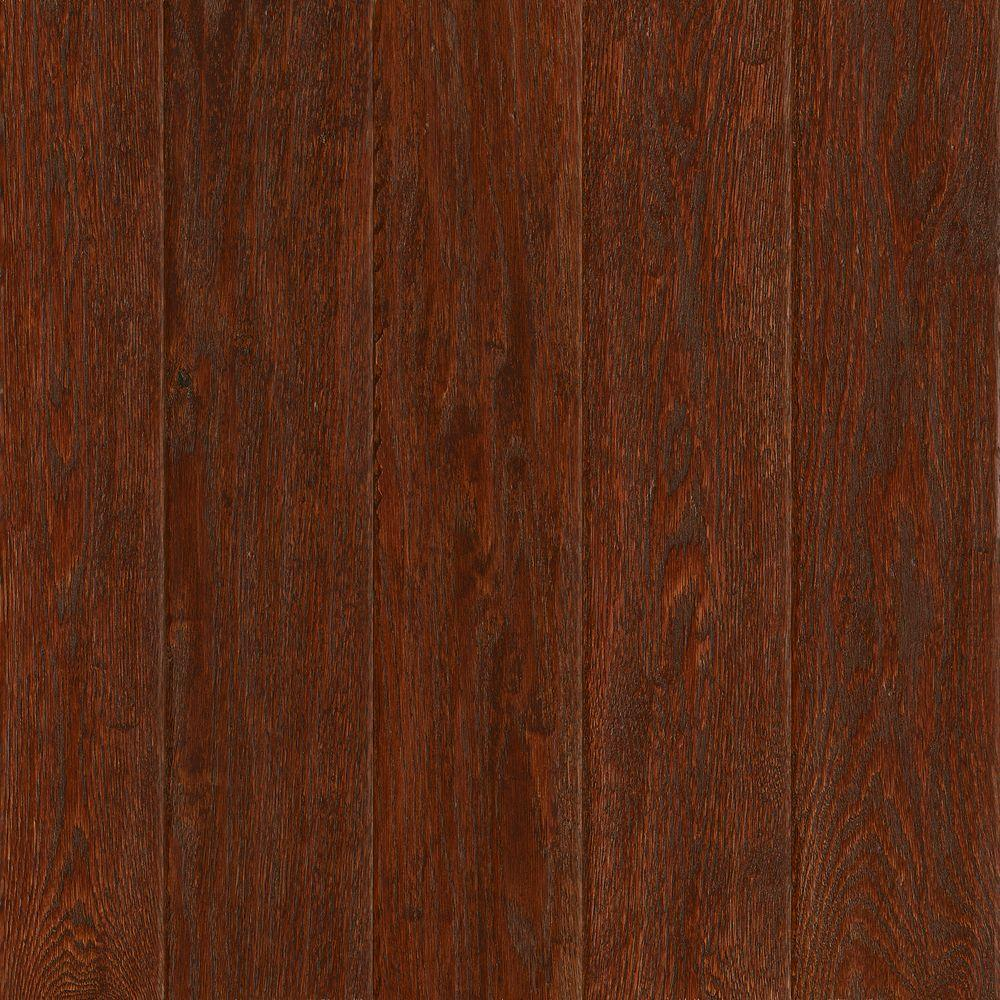 American Vintage Black Cherry Oak 3/4 in. T x 5 in.