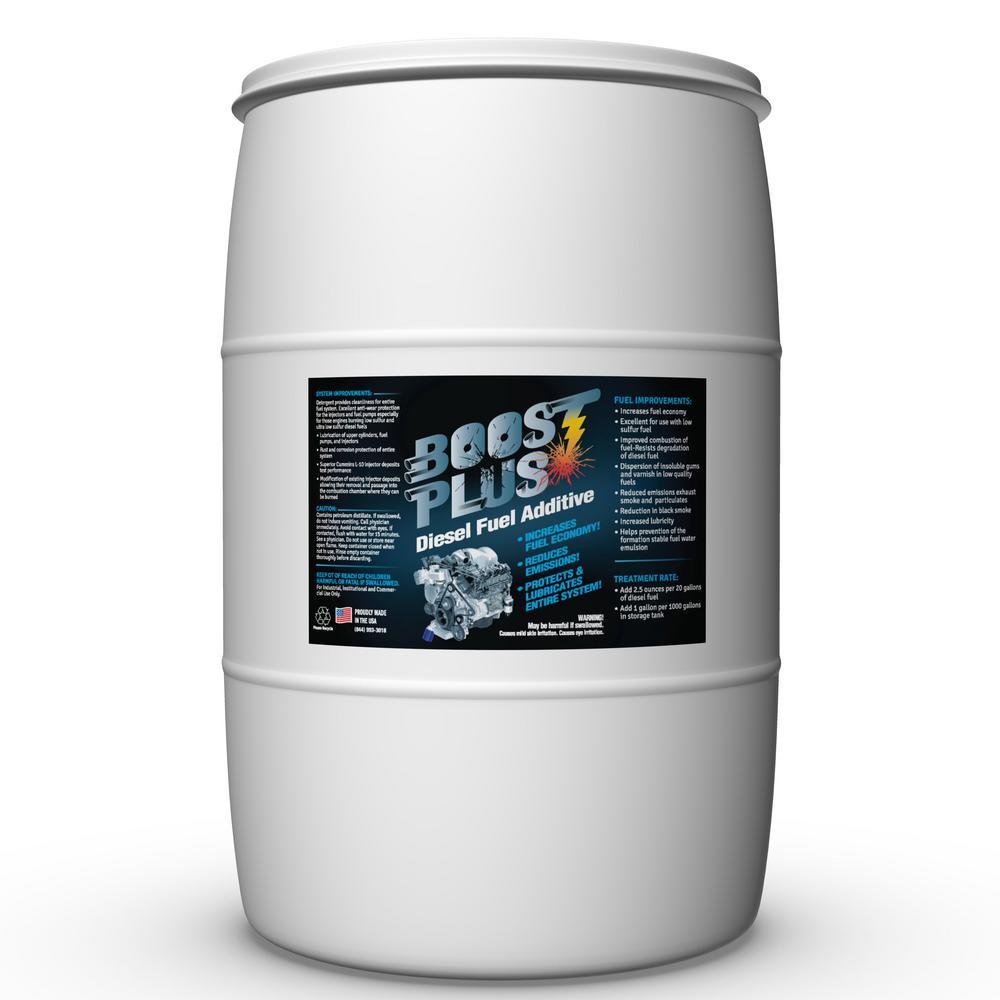 Eco Clean 55 Gal  Boost Plus Diesel Engine Fuel Additive