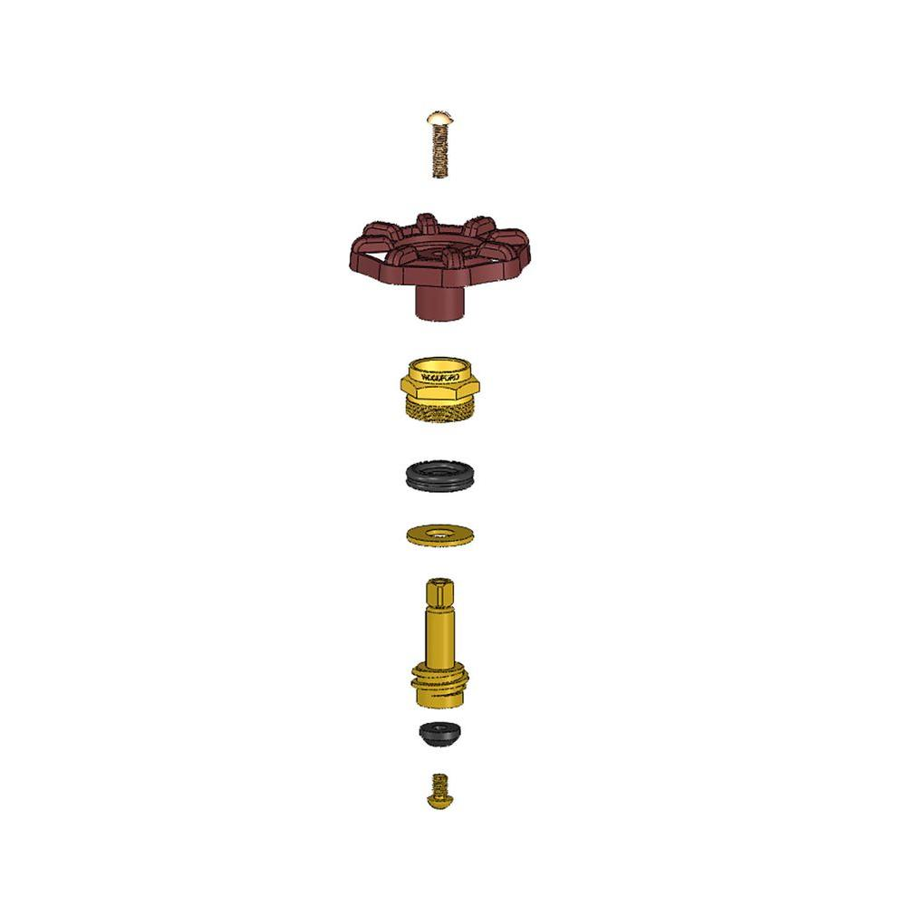 Woodford Model RHMC Mild Climate Roof Hydrant 8-Piece Repair Kit