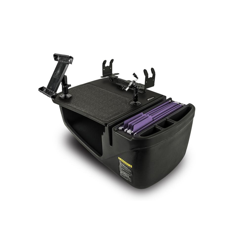Efficiency GripMaster Black with Built-in Power Inverter X-Grip Phone Mount