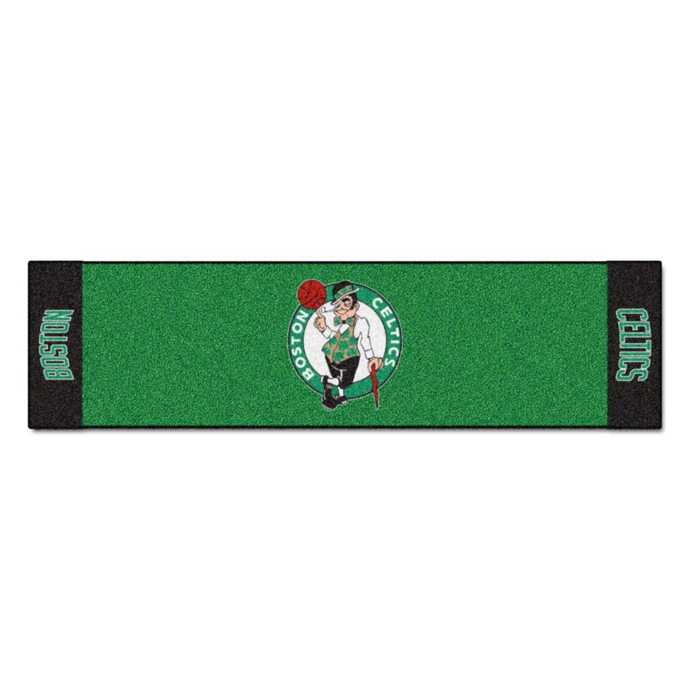NBA Boston Celtics 1 ft. 6 in. x 6 ft. Indoor
