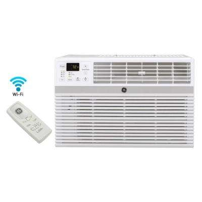 10,000 BTU Energy Star Window Smart Room Air Conditioner with WiFi and Remote
