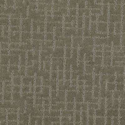 Carpet Sample - Latice - Color Valley Path Pattern 8 in. x 8 in.