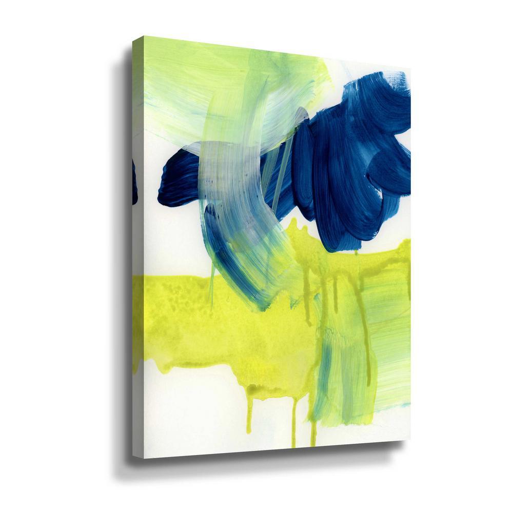 ArtWall 'Alla Prima 3' by Iris Lehnhardt Canvas Wall Art 5leh024a0810w
