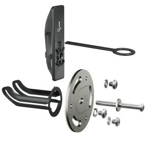 Stainless Steel Anchor Lock Bracket for Anchors up to 70 lbs Secures Anchor