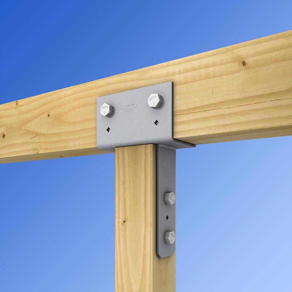 Simpson Strong-Tie CC44 Column Cap 4x Beam 4x Post