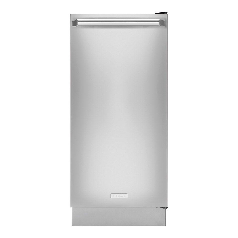Electrolux 15 in. Built-In Trash Compactor in Stainless Steel