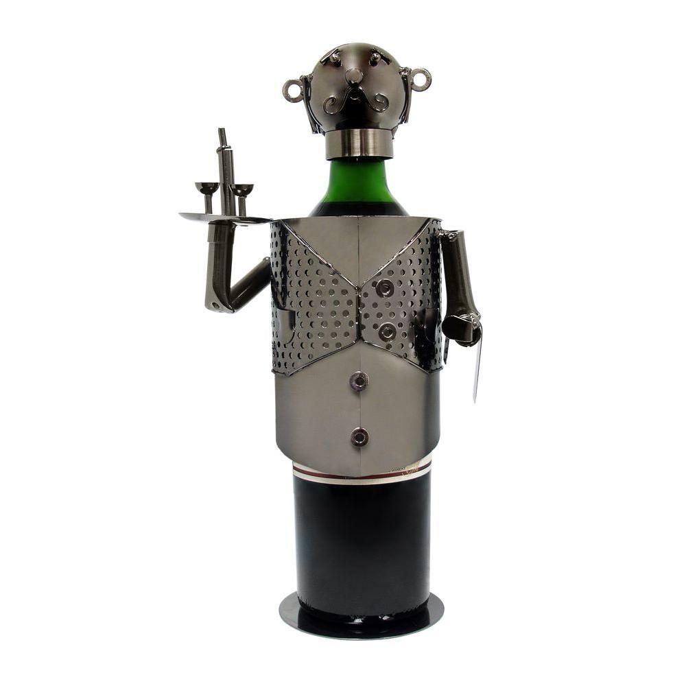 Epicureanist Waiter Wine Bottle Cover