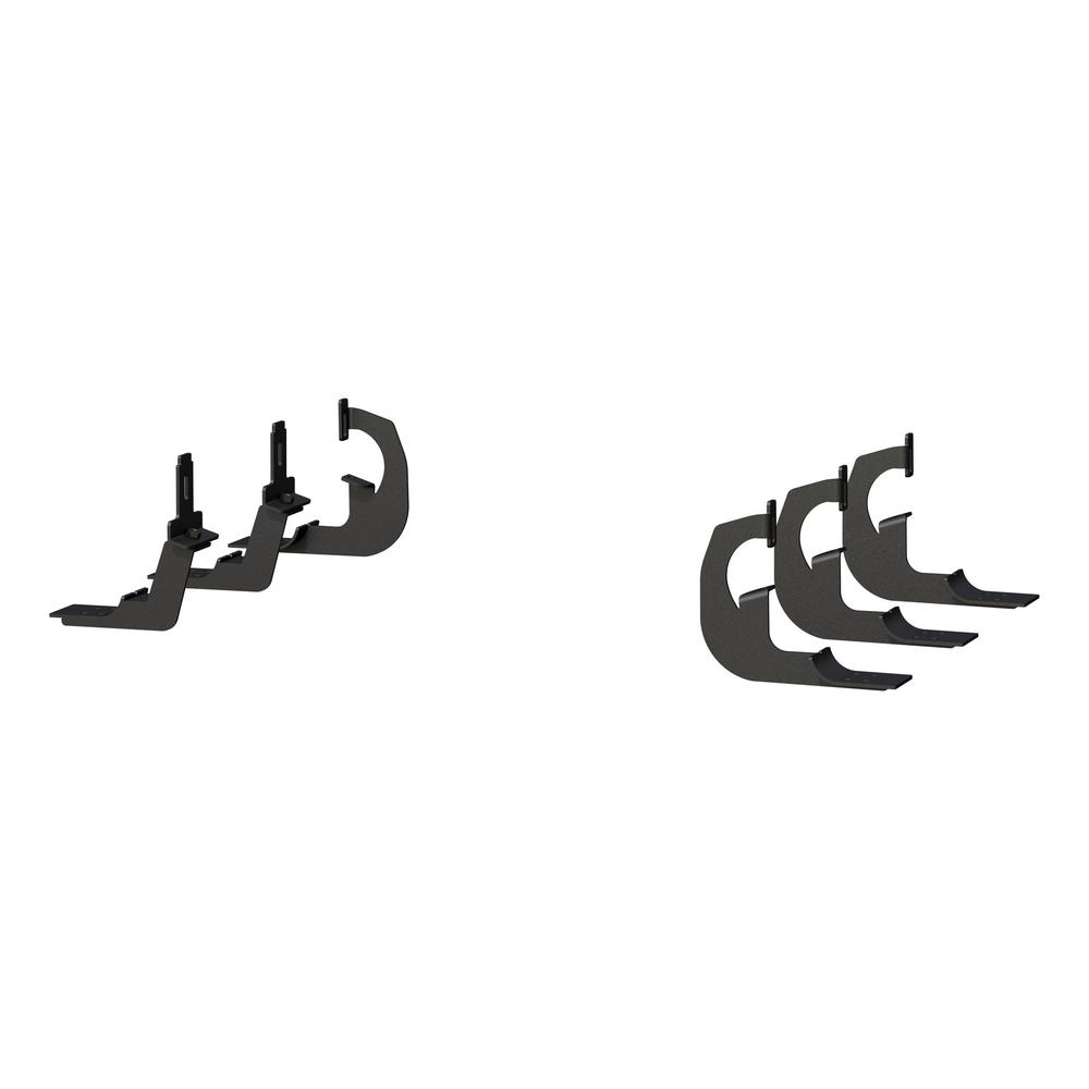 Aries Automotive ARIES 4495 Mounting Bracket for 6 Oval Side Bars