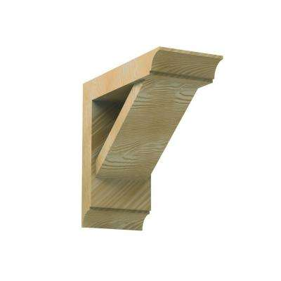 5-1/2 in. x 24 in. x 26 in. Polyurethane Timber Bracket