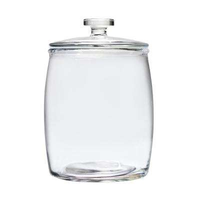 Milk Street 140 oz. Glass Storage Jar with Glass Lid