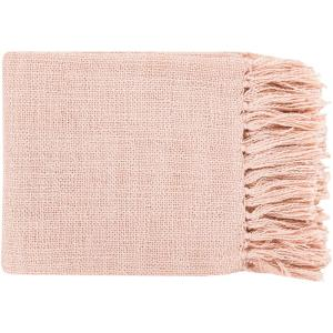 Madelyn Salmon Throw Blanket