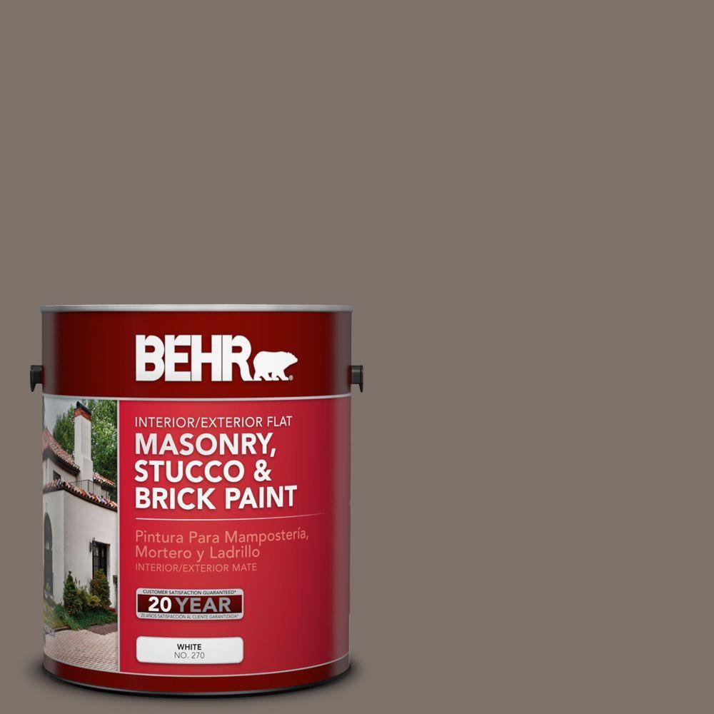 Behr Masonry Stucco And Brick Paint Home Depot
