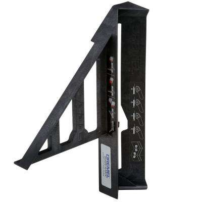 Saw-Max Black Plastic Miter Trim Cutting Guide