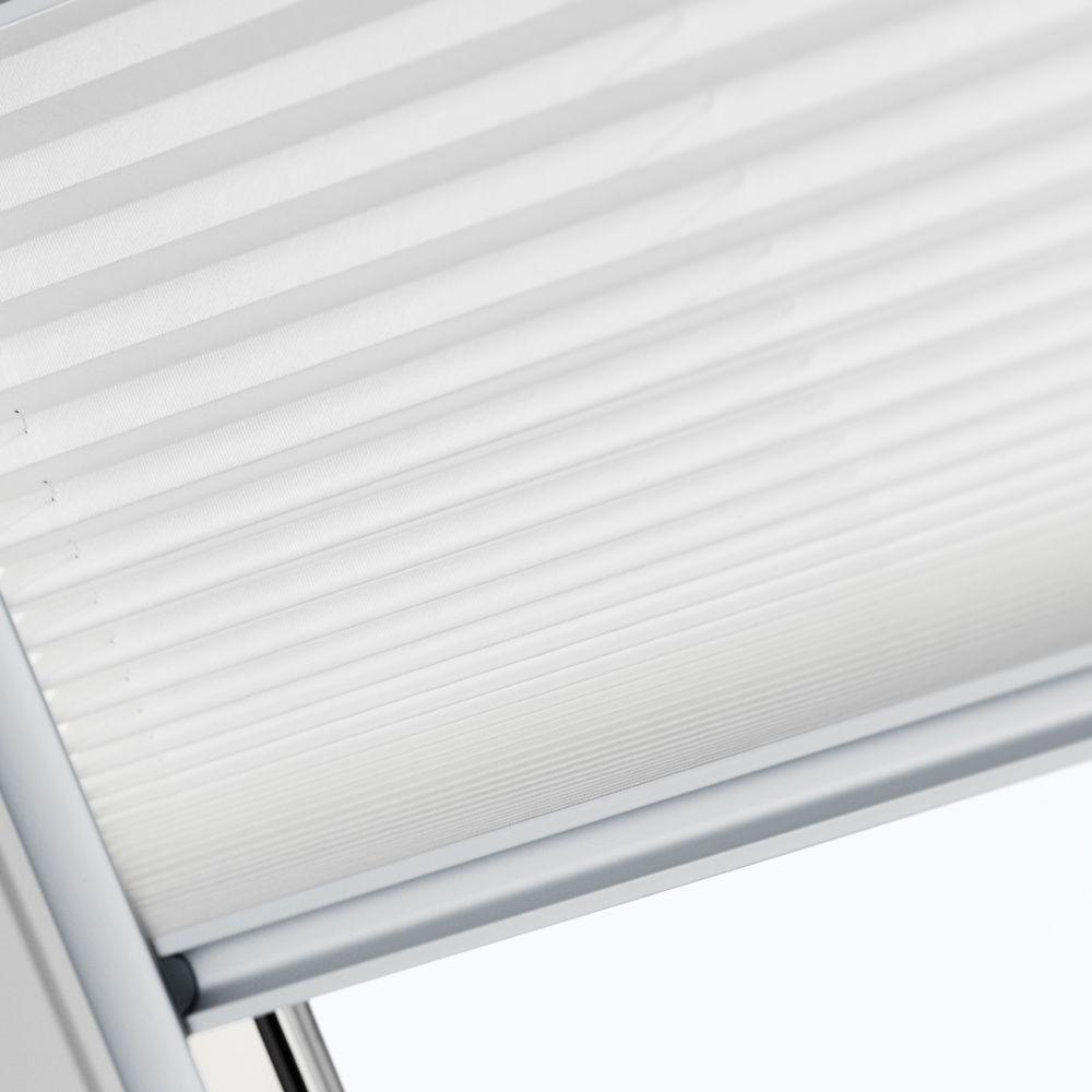 Velux Dark Grey Manual Light Filtering Skylight Blind For Fcm 2234 Models Fhlc 2234 1282swl The Home Depot