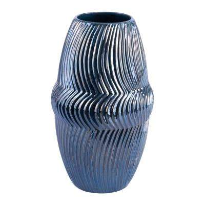 Blue Spruce Large Decorative Vase