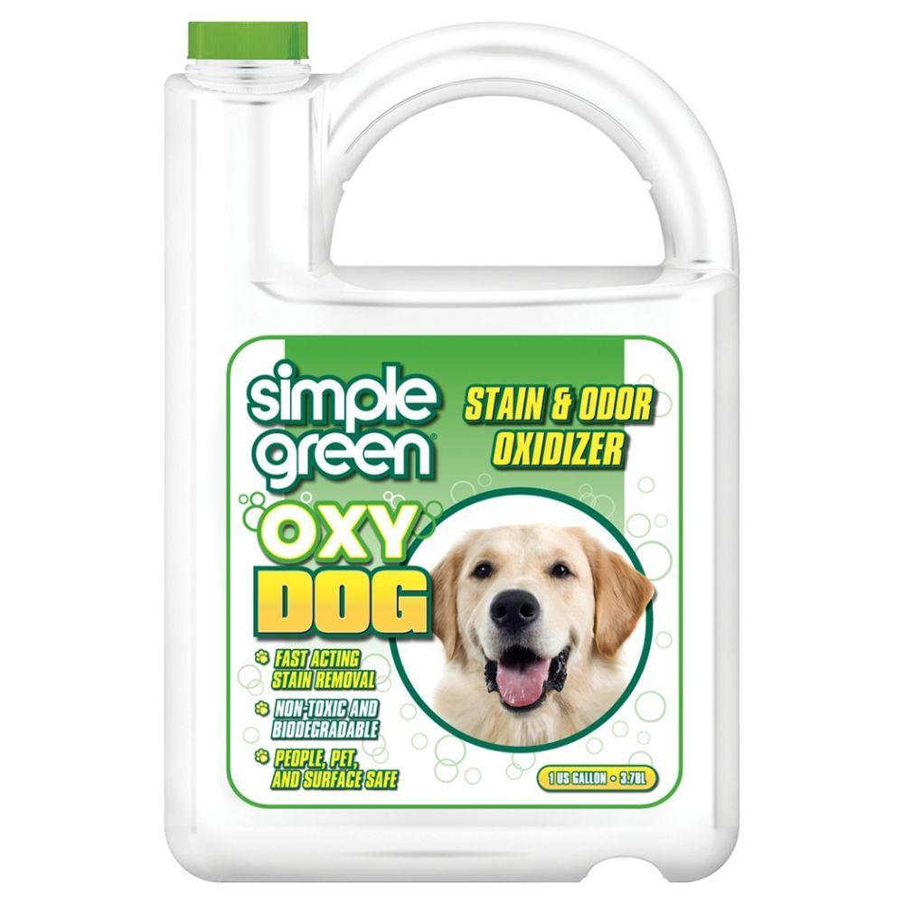 128 oz. Oxy Dog Pet Stain and Odor Oxidizer
