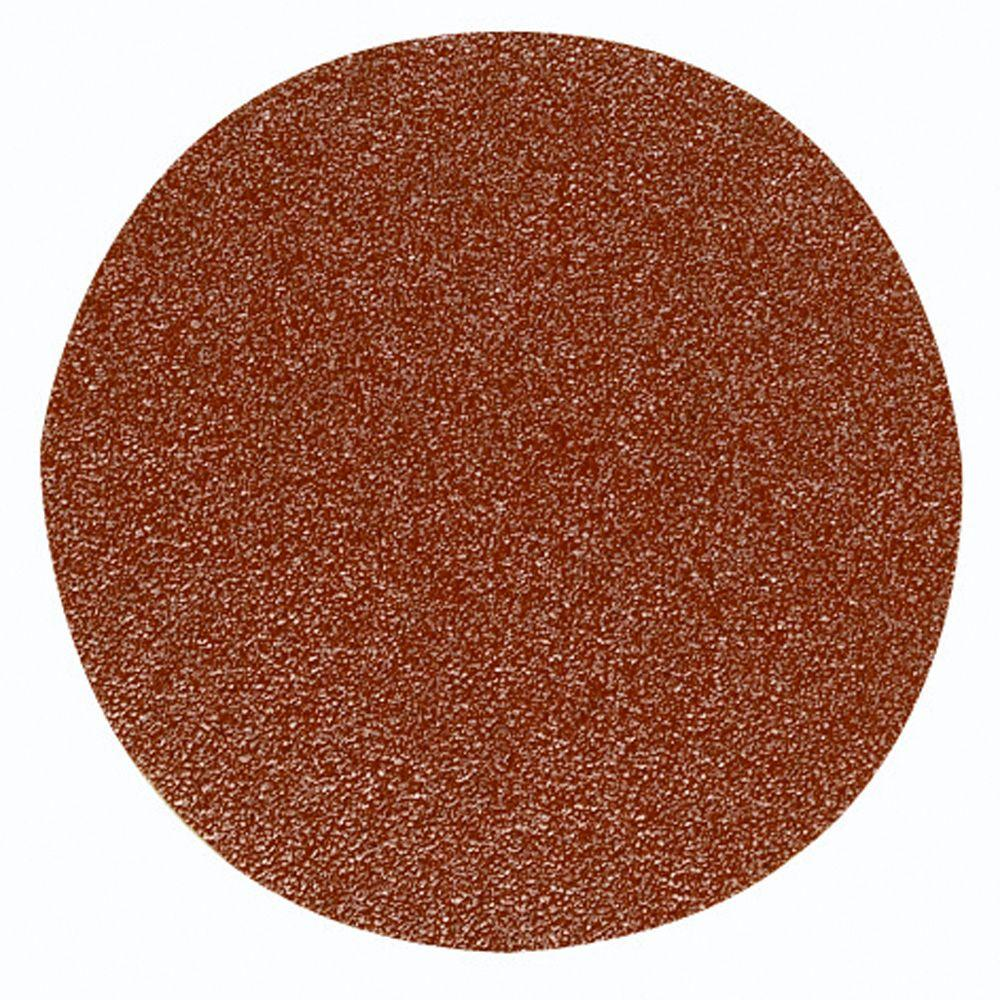 80-Grit Adhesive Sanding Discs for TG 125/E (5-Piece)