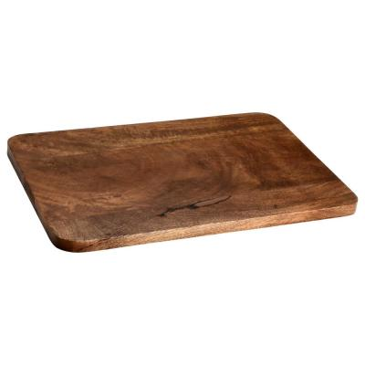 Rounded Corner Wooden Cutting Board