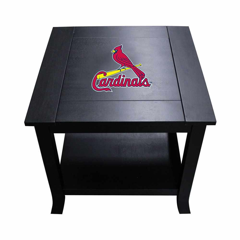 St. Louis Cardinals Side Table