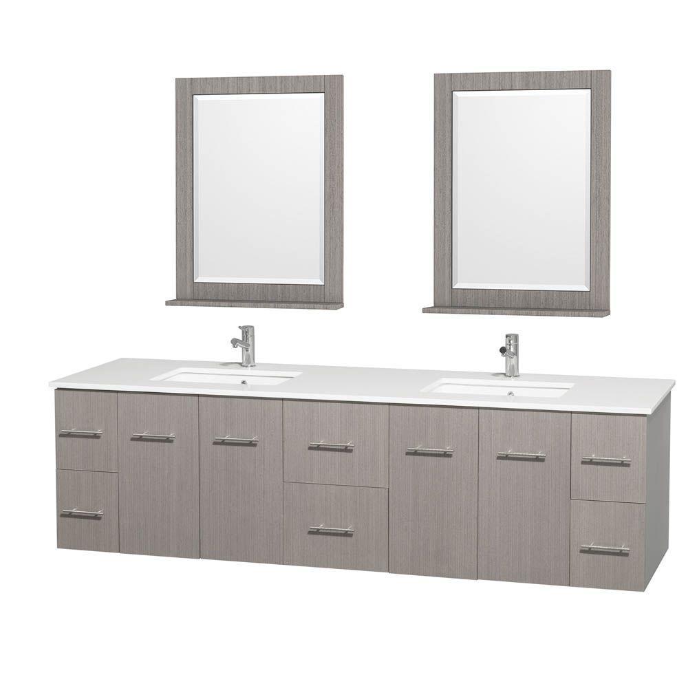 Double Vanity 384