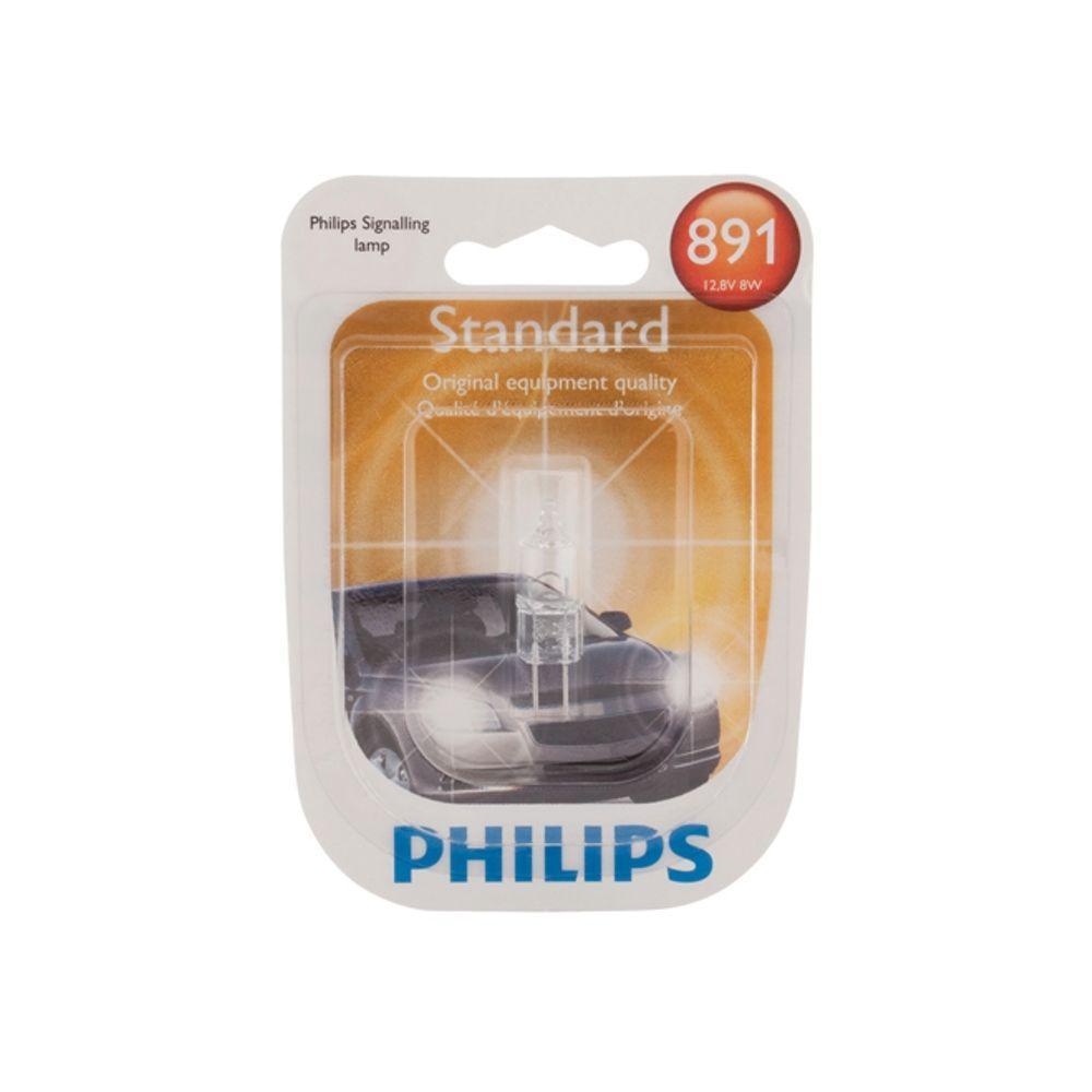 Philips Standard 891 Headlight Bulb (1-Pack)