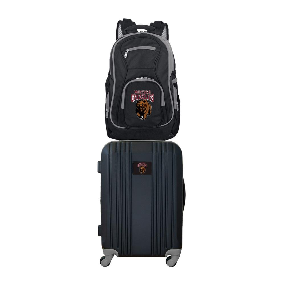 NBA Memphis Grizzlies 2-Piece Set Luggage and Backpack