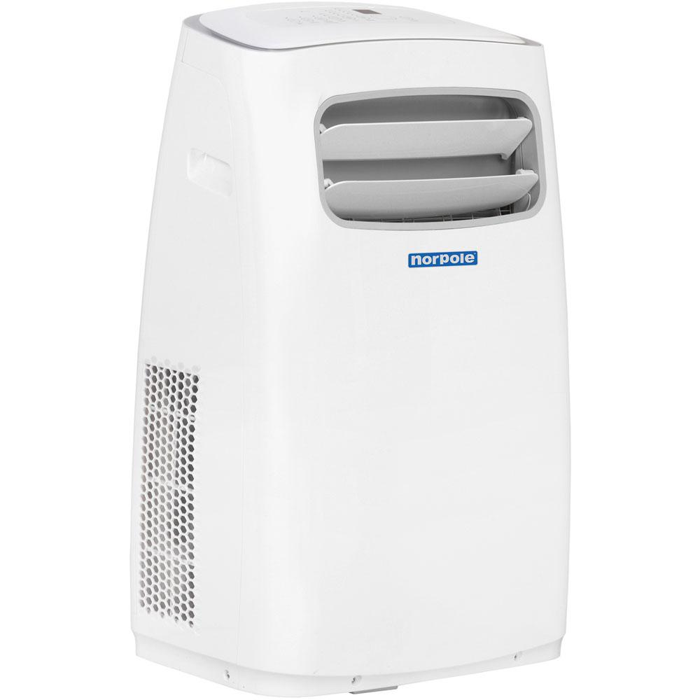 12,000 BTU 6,500 BTU (DOE) Portable Air Conditioner with Heater and
