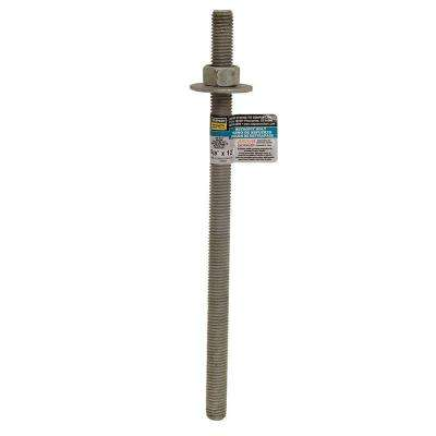 Hot-Dip Galvanized 5/8 in. x 12 in. Retro-Fit Bolt