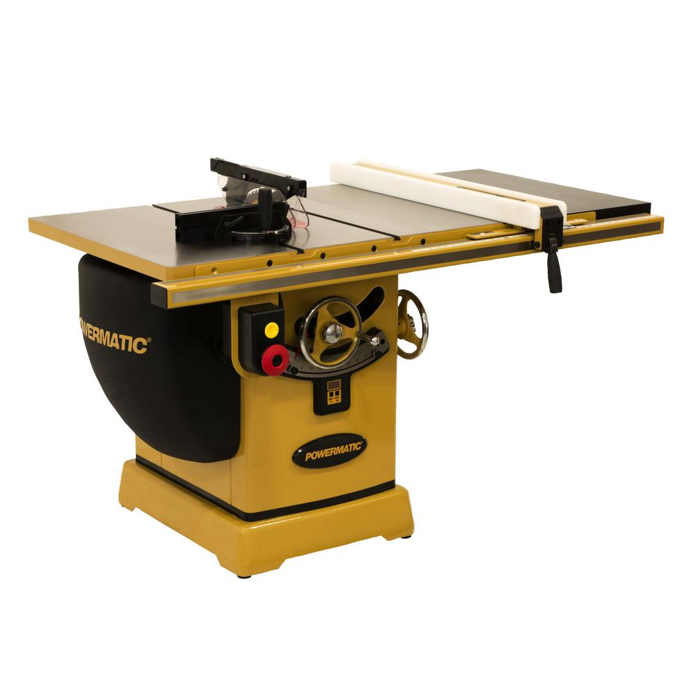 PM2000B 230-Volt/460-Volt 5 HP 3PH 30 in. RIP Table Saw with