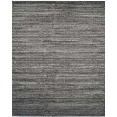 Vision Gray 8 ft. x 10 ft. Area Rug