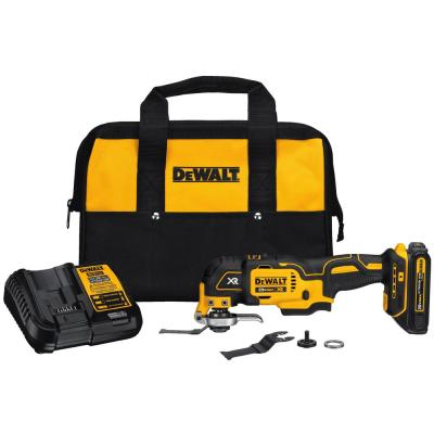 20-Volt MAX Lithium-Ion Cordless Oscillating Tool Kit w/ 20-Volt Battery 1.5Ah, Charger and Tool Bag