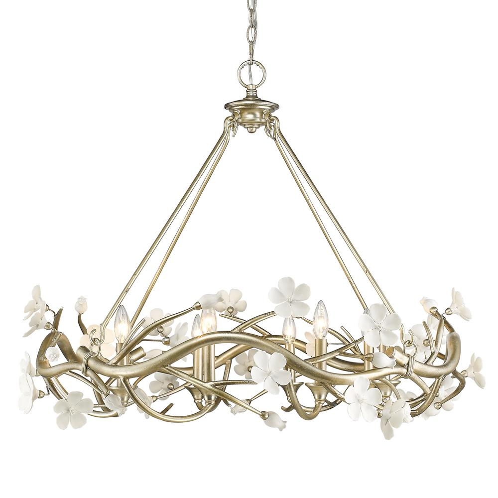 fe leaf glass silver pendant light feiss argento shack p products chandelier