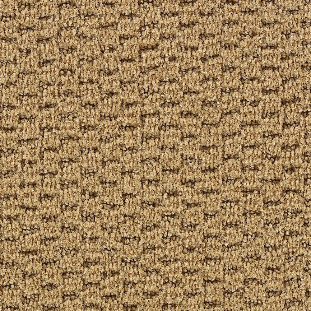 Martha Stewart Living Sandringham Wild Turkey - 6 in. x 9 in. Take Home Carpet Sample