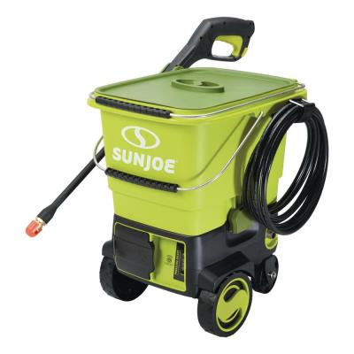40-Volt 1160 PSI 0.79 GPM Cold Water Cordless Electric Pressure Washer (Tool-Only)