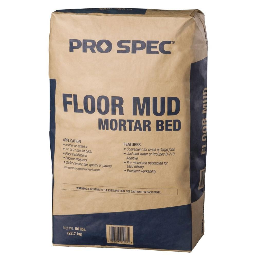 Oldcastle 50 lb prospec floor mud 65467002 the home depot prospec floor mud dailygadgetfo Gallery