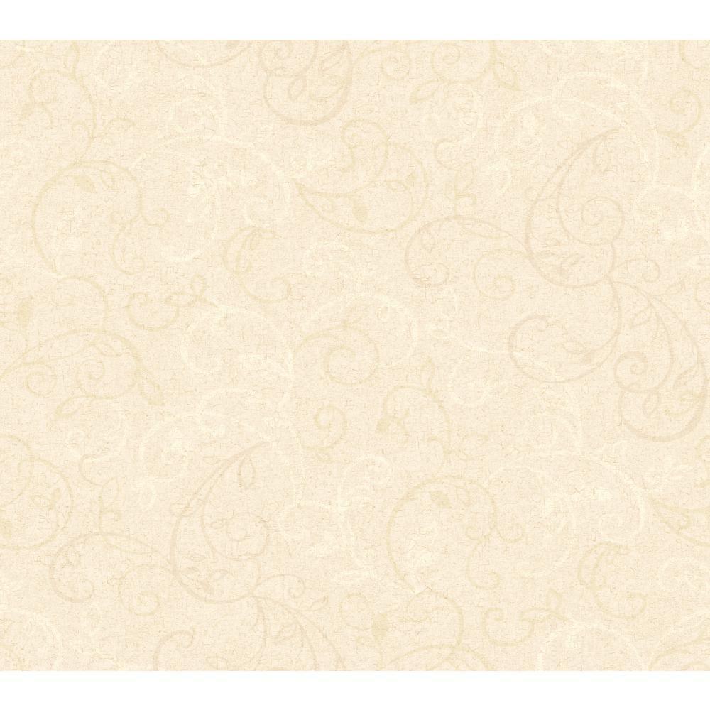 Floral Branch Wallpaper
